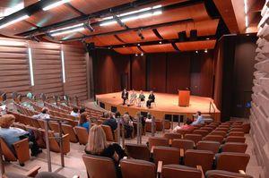 Crivello Theatre - Francis Parker School
