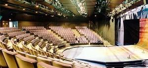 Mandell Weiss Forum in the Joan & Irwin Jacobs Theatre District - home of UC San Diego Theatre & Dance and the La Jolla Playhouse