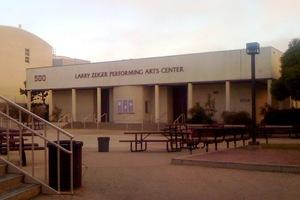 Performing Arts Center - Point Loma High School